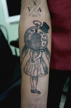 Alice In Wonderland theme —  Andrey Svetov | A R T N A U