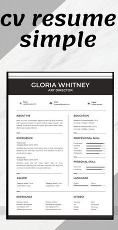 If you want to get hired for a job position, you must make a creative and impressive resume template instant download. Creating one isn't an arduous task if you know what's required and what's in demand in the industry. If you want to experience hassle-free resume editing. #ResumeTemplateInstant Download #ResumeTemplateWord #ResumeWordTemplate #ResumeAndCoverLetterTemplate #CreativeResumeTemplate Teaching Resume Examples, Sales Resume Examples, Resume Objective Examples, Infographic Resume, Hr Resume, Nursing Resume, Resume Help, Resume Action Words, Resume Words