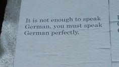 Imparare il tedesco velocemente e bene (parte 2)