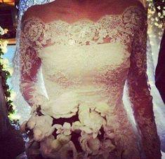 wedding dress - lace boatneck neckline  http://www.pinterest.com/JessicaMpins/