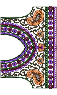 Blouse Embroidery Design 13655 Latest Embroidery Designs, Embroidery On Clothes, Mexican Art, Blouse Designs, Outdoor Blanket, Weaving, Stitching, Journal, Lace