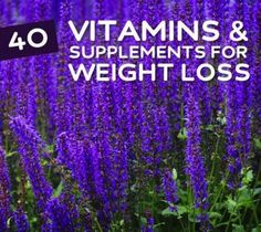 40 Best Vitamins & Natural Supplements for Weight Loss #lifehacks, #usefultips, https://apps.facebook.com/yangutu