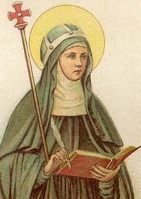 Saint Brigid of Ireland | aside from st patrick st bridget is one of ireland s most beloved and ...