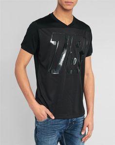 Black Fani Basket T-Shirt DIESEL