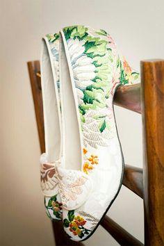 Shoes. FALLAS of Valencia, Spain..