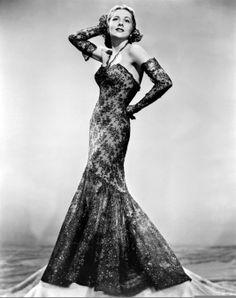 #topvintage Joan Fontaine in de film Rebecca van Alfred Hitchcock