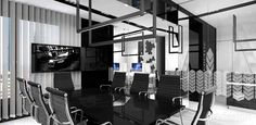 INTER-PROFIL | Wnętrza biura