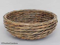 willow rope coil - Katherine Lewis