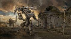 Apocalypse – MECH Warriors Patrol