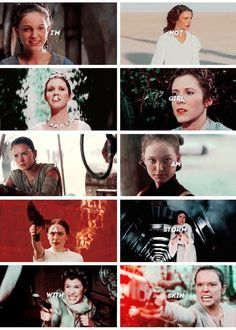 I LOVE ALL MY STAR WARS LADIES!!!! :)))) *heart eyes*
