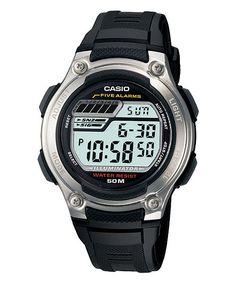 NEW! Casio W-212H-2AVCF Midsize Digital Sport 5-Alarms Mens Watch  GREAT GIFT