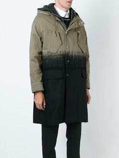 Don't care that it's a men's jacket - WANT   gradient effect parka $2,295.08