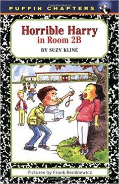 Horrible Harry in Room 2B: Suzy Kline: 9780140385526: Amazon.com: Books