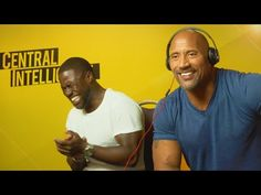 Whisper challenge with Kevin Hart and The Rock!