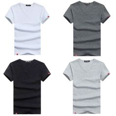 Underwear Work Casual Men's Athletic Apparel V-Neck Undershirts T shirts Mens #VNeckUndershirtsMen #VNeck