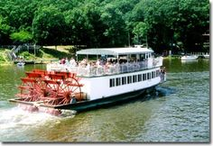 Star of Saugatuck! Looove this cruise! Saugatuck Boat Cruises - Group Reservation Information
