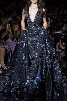 Zuhair Murad #mode #defile #paillettes #haute couture