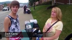 See what goes on during Move-In Day and hear from students and family members about Cal U.