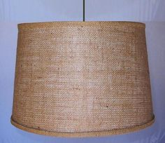 Hey, I found this really awesome Etsy listing at https://www.etsy.com/listing/158781506/rustic-burlap-swag-lamp-pendant-light