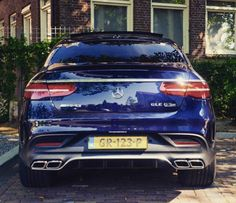 #Mercedes GLE63 #AMG Coupe