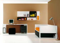 Zona de estudio: HABITACION JUVENIL 020-29#despacho #juvenil #estudio #estudiar #estudiantes #dormitorio #habitación