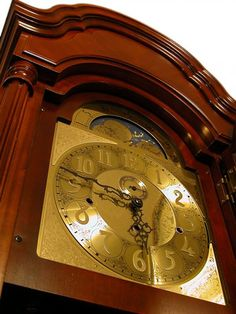 Kauffman's #Handcrafted #Clocks  We are a small company and have been handcrafting custom clocks since 1981. Come and talk to the craftsman who designs and builds your clock. Website : http://www.kauffmanshandcraftedclocks.com