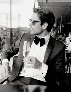 Luke Pasqualino: So stylish, so classy, so sexy