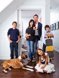 Hip family home (video tour)   House & Home