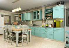 Tammys Turquoise Whimsy Room — Room for Color Contest - Apartment Therapy Main