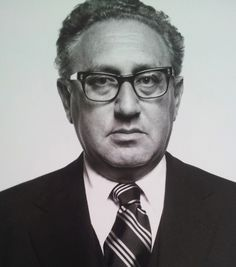Henry Kissinger (b.1923) Nixon's secretary of state played a key role in America's secret bombing of Cambodia which killed an estimated 40,000 Cambodian combatants and civilians. He also upported CIA efforts to overthrow Chile's Salvador Allende.