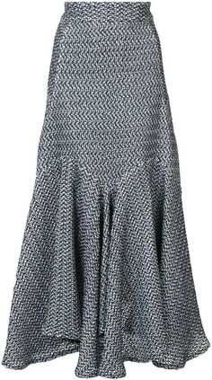 Maticevski Altered long skirt Alters 5770b3add8
