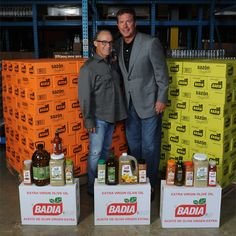 The Dan Marino Foundation would like to thank Badia Spices for their continued generosity and support of those we serve. Through this philanthropic partnership Badia Spices has donated a total of $200,000 in the last two years which will go towards the employment programs for young people with autism and other developmental disabilities at The Dan Marino Foundation Fort Lauderdale campus. Thank you Badia Spices, Inc.