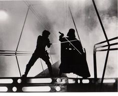Behind the Scenes from The Empire Strikes Back