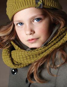 fashion - stylish kids - burberry kids - winter 2011
