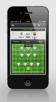iOS Soccer http://softwarelint.com/