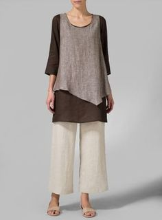 """http://lovelagenlookclothing.com offers beautiful """"layered look"""" fashion which is easy to wear for the fuller figure lady. This style is popular with women of all ages and sizes and with complimentary dresses and tunics at a very affordable price point."""