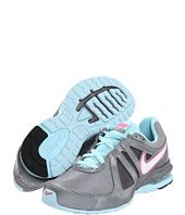 Mint green on your running shoes. Spring has sprung.
