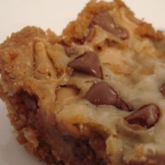 Butterscotch Cookie Bars