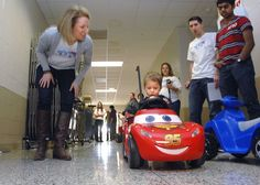 Power in Motion: NCHS students help kids gain mobility (The Pantagraph)