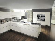 Angolo cottura in soggiorno innanzitutto necessario pensare a come dividere l ambiente che - Doimo cucine spa ...