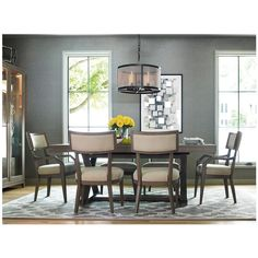 High Line 5-Piece Formal Dining Set by Rachael Ray Home