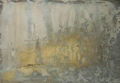 William G Congdon. Lagoon 1957 oil and gold on masonite. From the ...