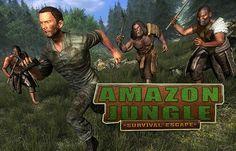 Descargar Amazon Survival Escape de la selva v1.1 Apk Mod - http://www.modxapk.net/descargar-amazon-survival-escape-la-selva-v1-1-apk-mod/