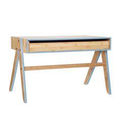 We:do:wood Geo Bamboo Desk