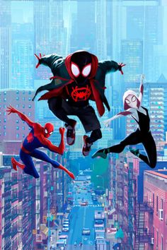 7 REASONS TO WATCH: SPIDER-MAN: INTO THE SPIDER-VERSE