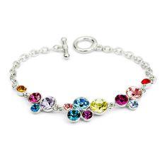 Swarovski bracelet at dearoy.com