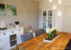 Www.heissgeliebtes.blogspot.de Esszimmer * Interior * Dining Room * Home *