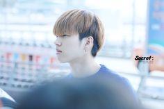 150509 #인피니트 Woohyun – Incheon Airport + Kansai Airport