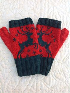 My Christmas mittens Sold.