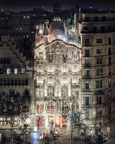 Casa Batlló (Barcelona)